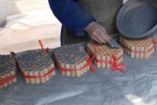 vuurwerk cake productie