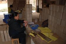 vuurwerk maken in china
